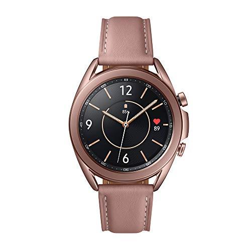 SAMSUNG Galaxy Watch3 Smartwatch de 41mm dorado