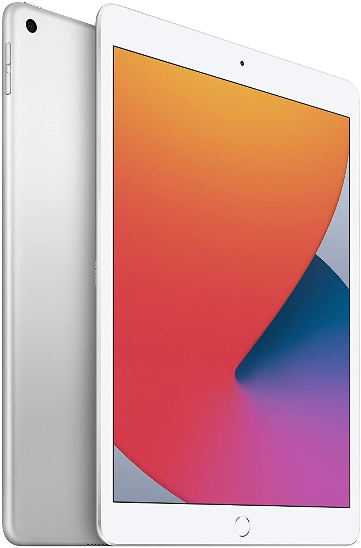 """Apple iPad 10.2"""" 8gen 2020 32GB WiFi ··Plata··"""