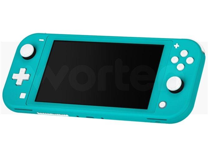 Nintendo switch lite turquesa en Worten