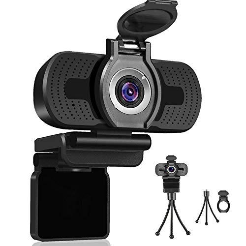 Dericam Cámara Web 1080P con micrófono