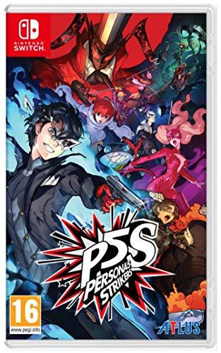 Persona 5 Strikers - Editión Limitada (Nintendo Switch) // PS4