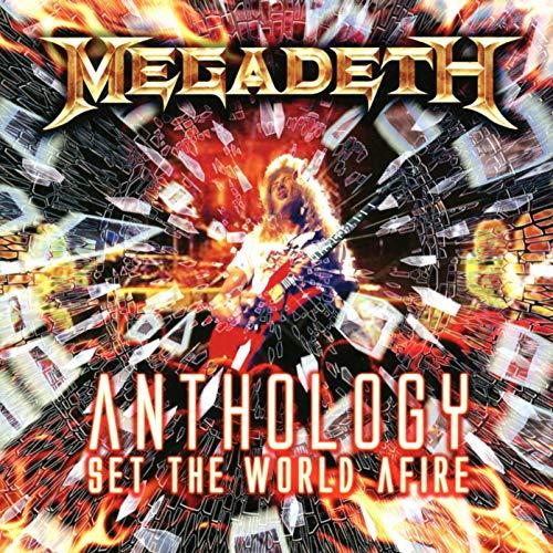 MEGADETH ANTHOLOGY - SET THE WORLD AFIRE (CD)