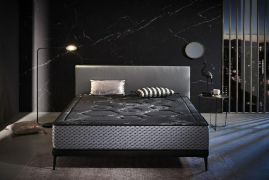 Colchón Viscoelástico 200x190 Grafeno Night Confort (Distintos tamaños)