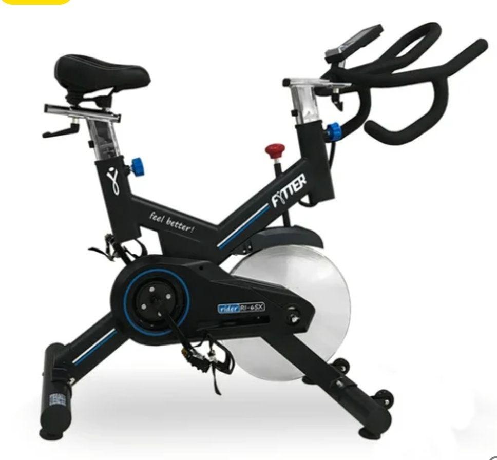 Bicicleta De Spinning Fytter Ri-6sx