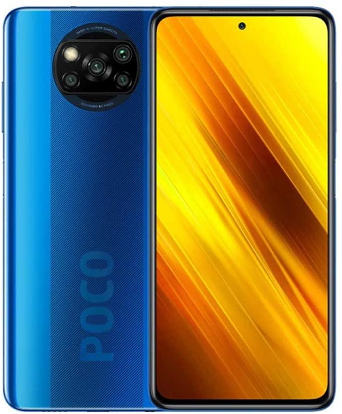 POCO X3 NFC 6/64GB a 142€ y 128 GB a 156€ desde España
