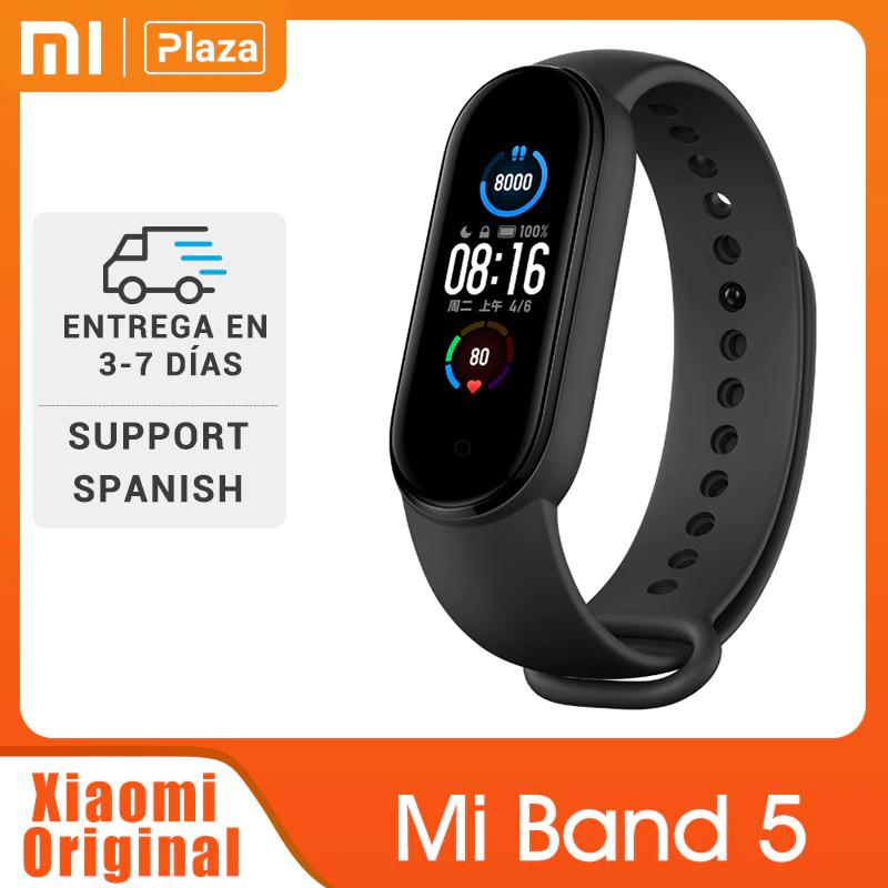 Xiaomi Mi Band 5 - Desde España
