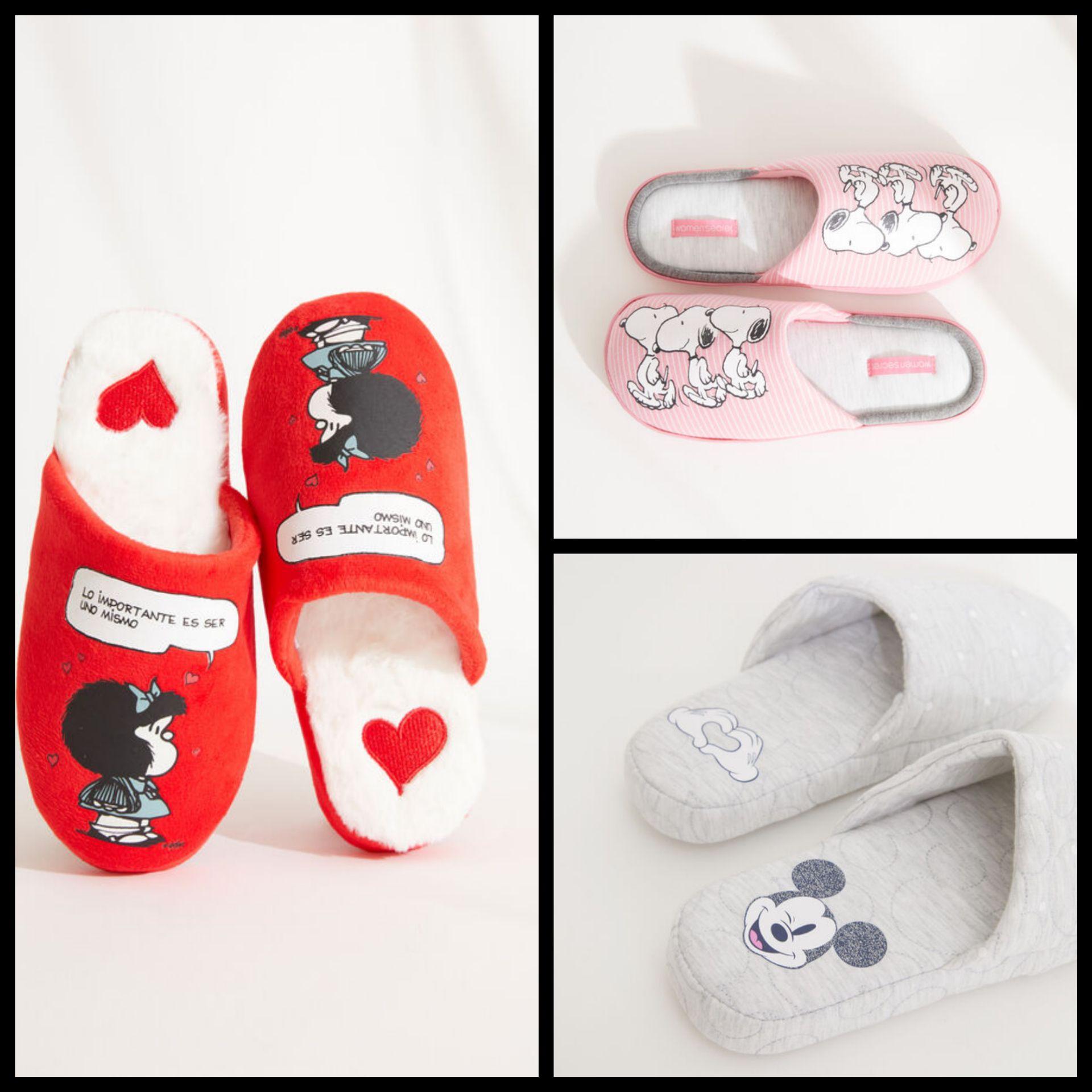Recopilación Zapatillas de casa para Mujer