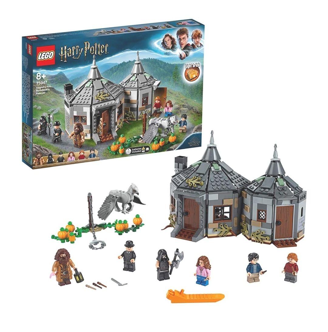 Harry Potter Cabaña de Hagrid