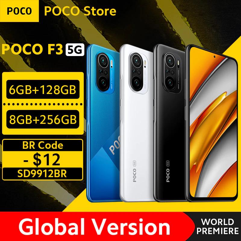 POCO F3 6GB+128GB Aliexpress España Plaza