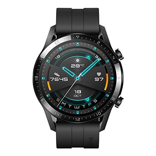 Huawei Watch GT2 Sport: amoled, GPS, 15 deportes