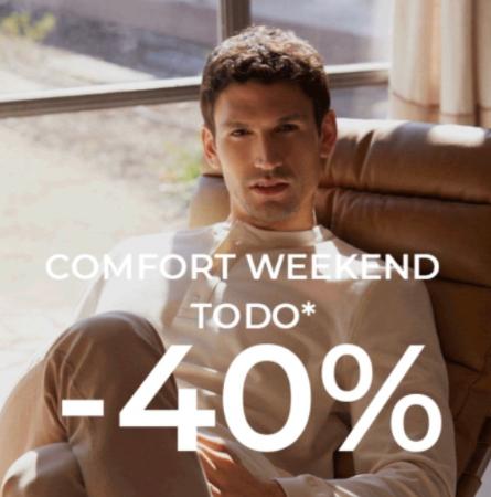 40% en todo Cortefield