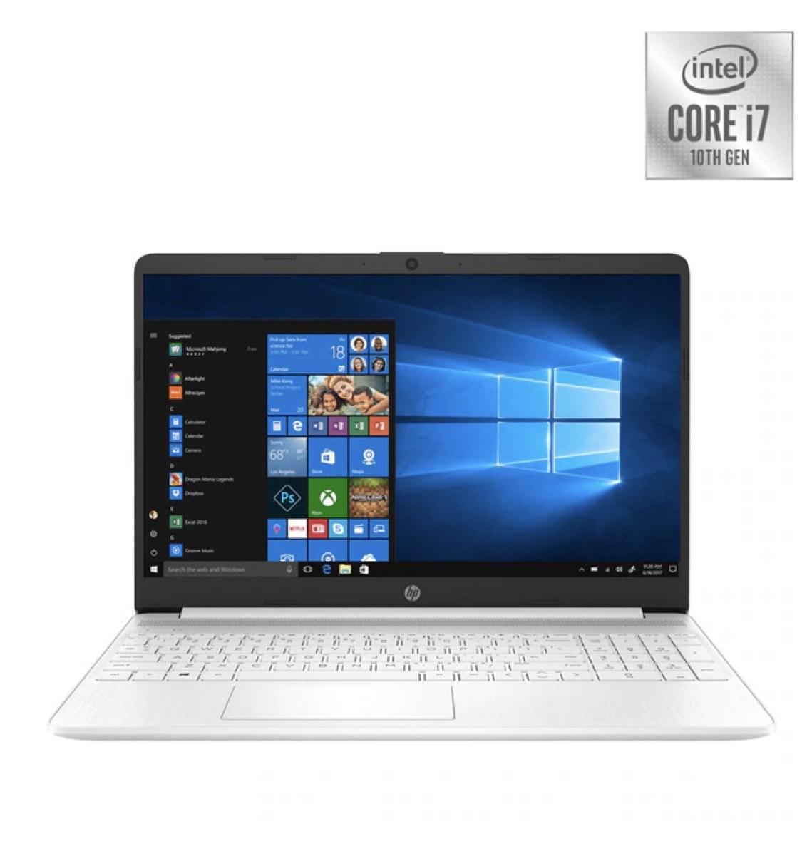 HP 15s-fq1087ns, i7, 16GB, 1TB SSD