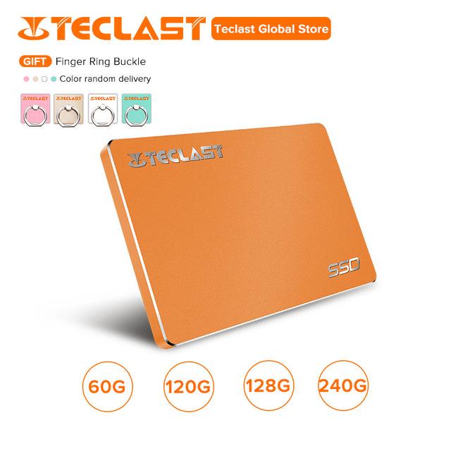 Discos Teclast SSD 60 GB 120 GB 128 GB 240 GB