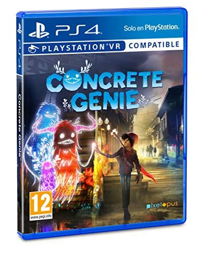 Concrete Genie PS4 - Amazon
