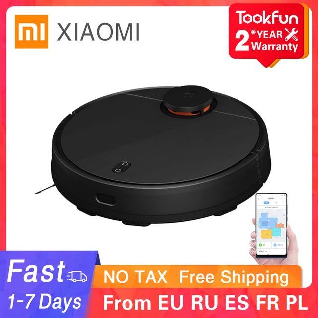Mi Robot Vacuum Mop P (Desde España)