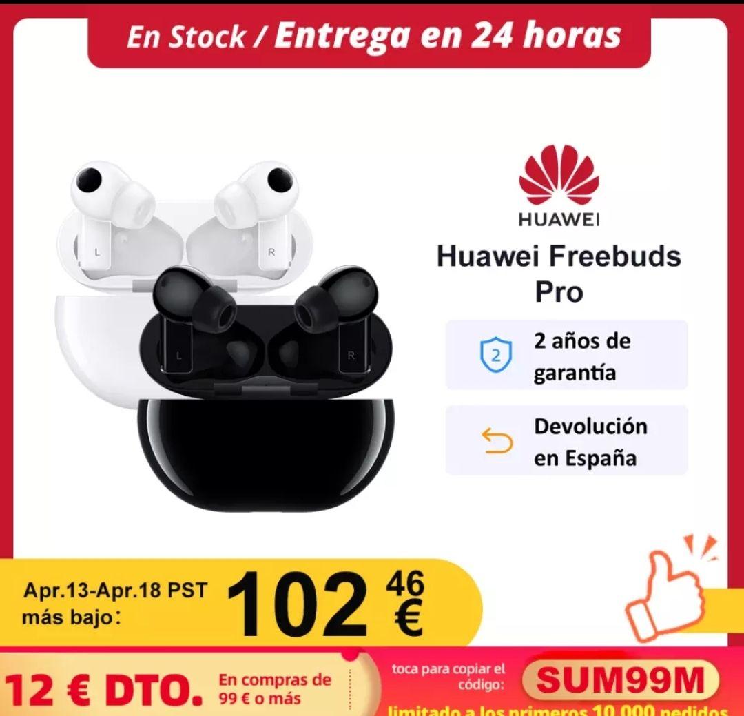 HUAWEI FreeBuds Pro (envio desde España)