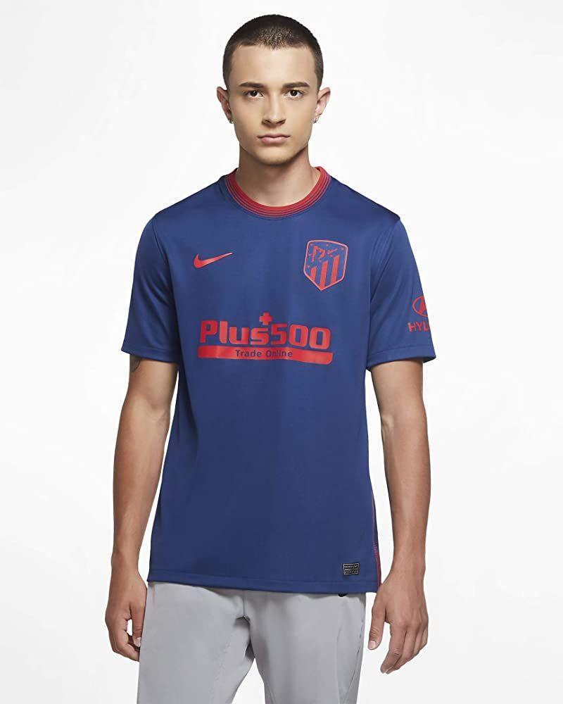 Segunda Camiseta Atlético de Madrid 20/21 (Talla S)