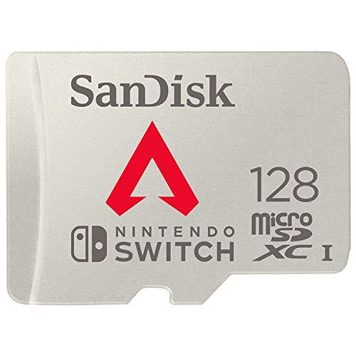 Tarjeta SanDisk 128GB Apex Legends para Nintendo Switch