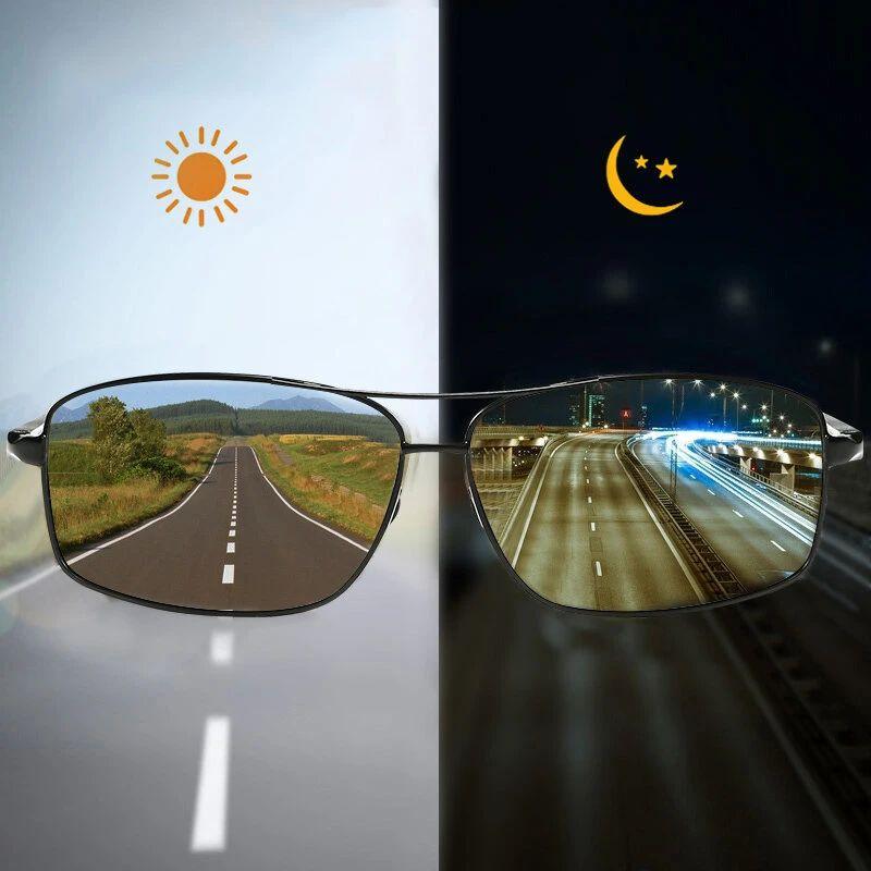 Gafas de sol fotocromáticas polarizadas