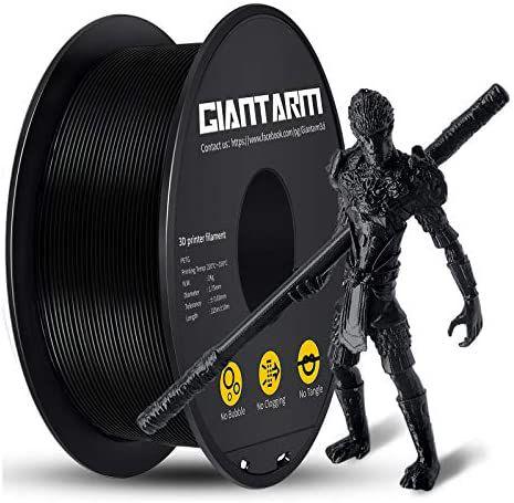 Filamento GIANTARM PETG 1.75mm, 1kg, en 5 colores