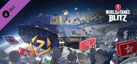 DLC World of Tanks Blitz - Space Pack GRATIS (Steam)