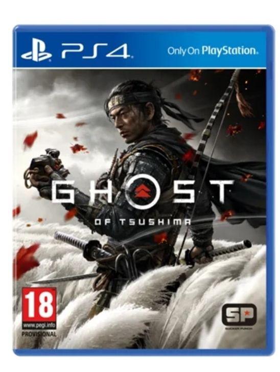Juego PS4 Ghost of Tsushima + Mafia I: Edición Definitiva por sólo 49.99€ (leer descripción)