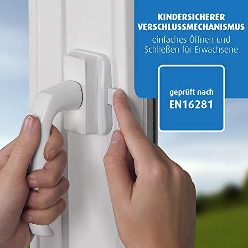 Protección para ventanas y balcones niños REACO