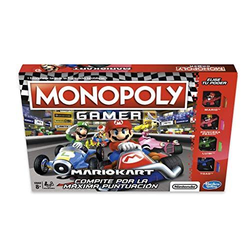Monopoly Mario Kart - Juego de Mesa