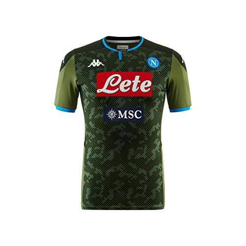 SSC NAPOLI Maglia Gara Away 2019/2020 Camiseta De Juego Hombre 3XL