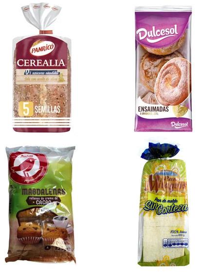 Preciazos en Bollería en el Alcampo de Calatayud (Zaragoza) - Pan de molde, magdalenas, etc, por 0,20€ y 0,30€