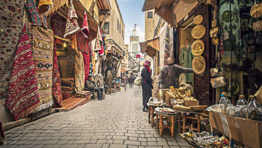 Marruecos (Septiembre) Alojamiento 4/5* (4 noches) desde solo 40€ +Desayunos+Cancela gratis y paga en hotel (PxPm2)