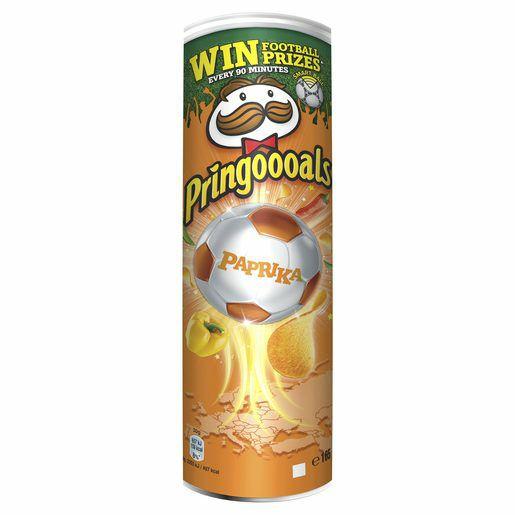 2a Unidad de Pringles a mitad de precio