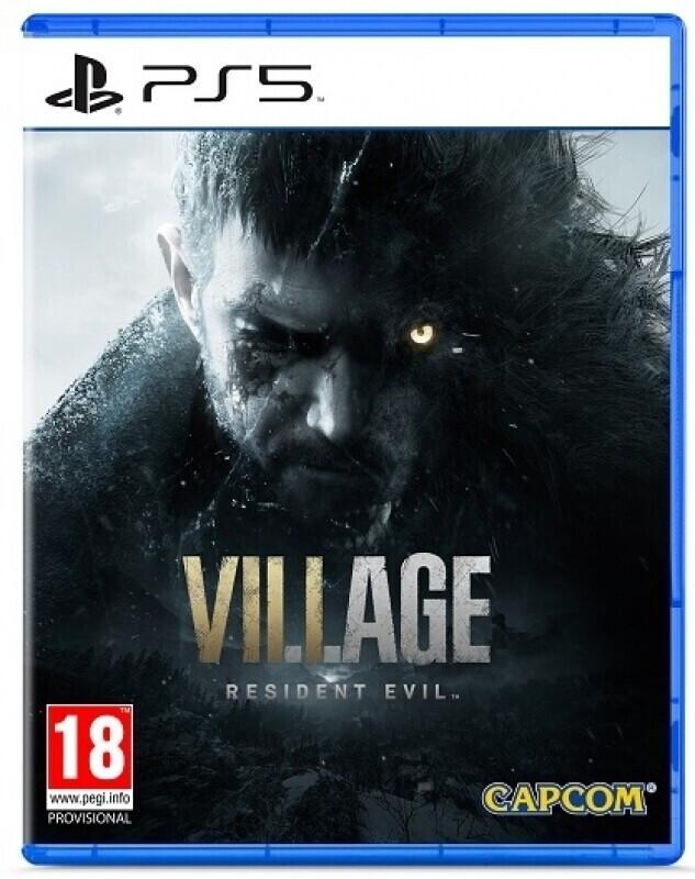Resident Evil Village PS4/PS5 (Preventa)