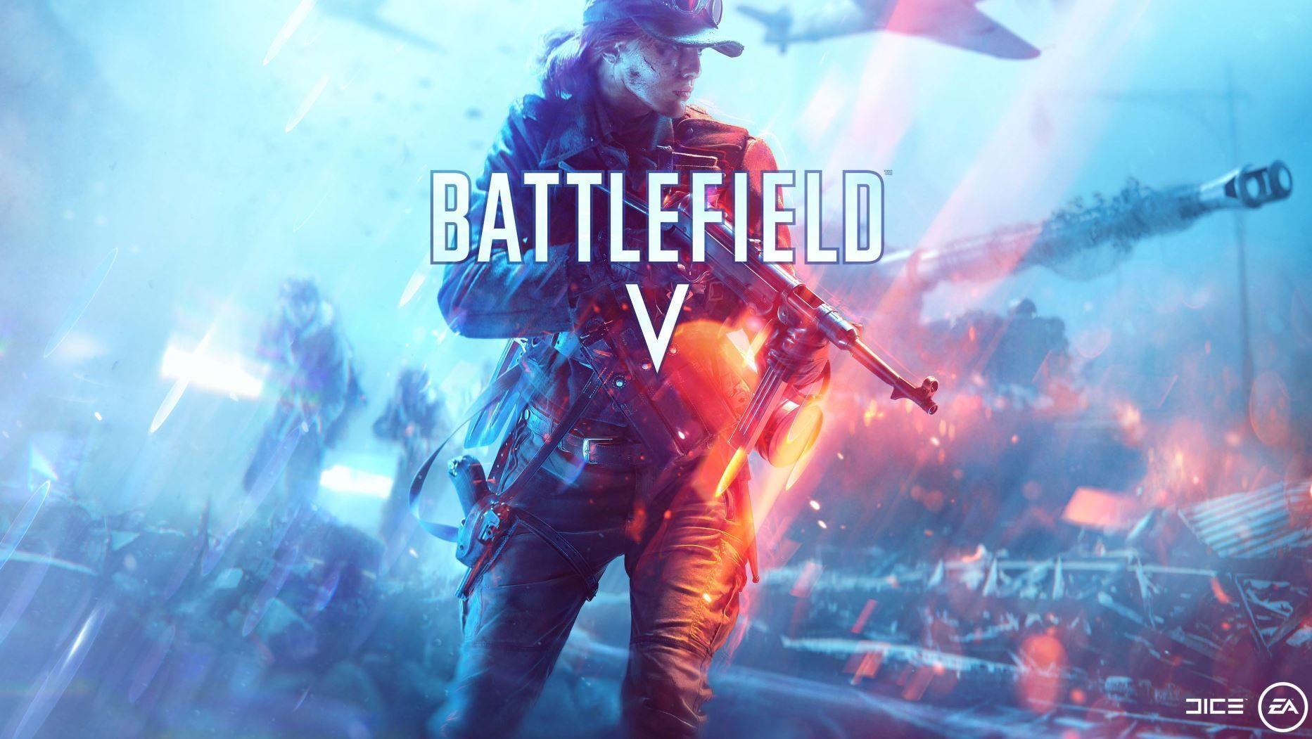 Beta abierta BATTLEFIELD V para PS4, XBOX y PC (Podrás descargarla el 3/09 y 6/09/2018 podrás jugarla)