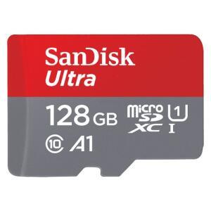 Memoria Sandisk 128Gb Microsdxc Uhs-I C10 R100