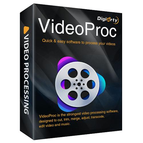 VideoProc [Licencia de por vida, Win&Mac, v4.1 ]