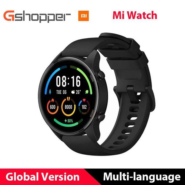 Xiaomi-reloj Mi con GPS, pulsera con Monitor