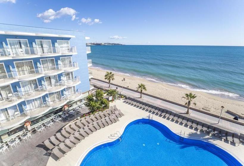Junio- Hotel 4* en 1a linea playa en Cambrils por 14,50€