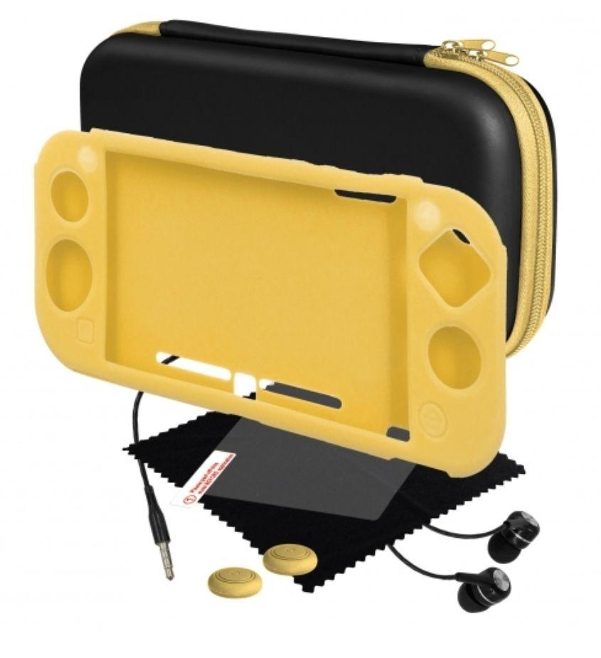 Kit Blackfire Lite Amarillo para Nintendo Switch