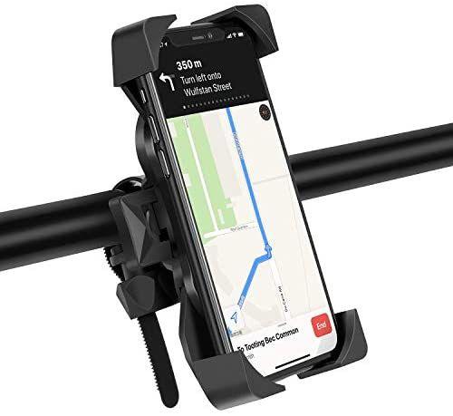 Soporte móvil para la bicicleta