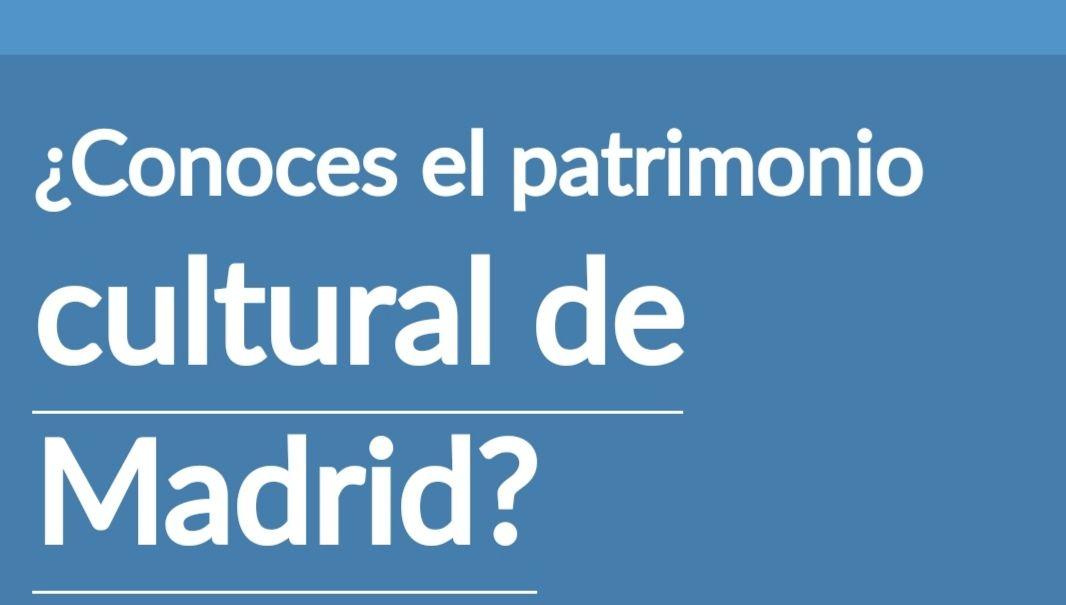 14 Visitas guiadas gratuitas para conocer el patrimonio cultural de Madrid