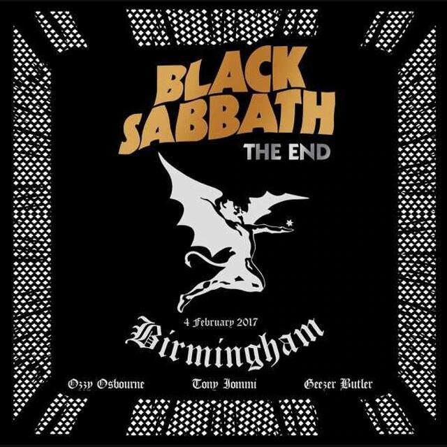 Black Sabbath: The End 2017 doble CD