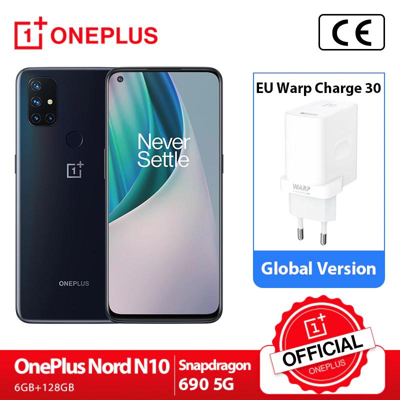 Oneplus Nord N10 5GGlobal · 6GB · 128GB