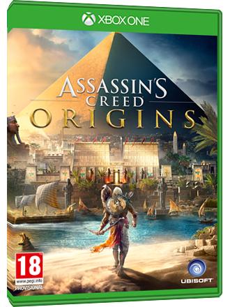 Videojuego, Assassin's Creed Origins - Xbox One