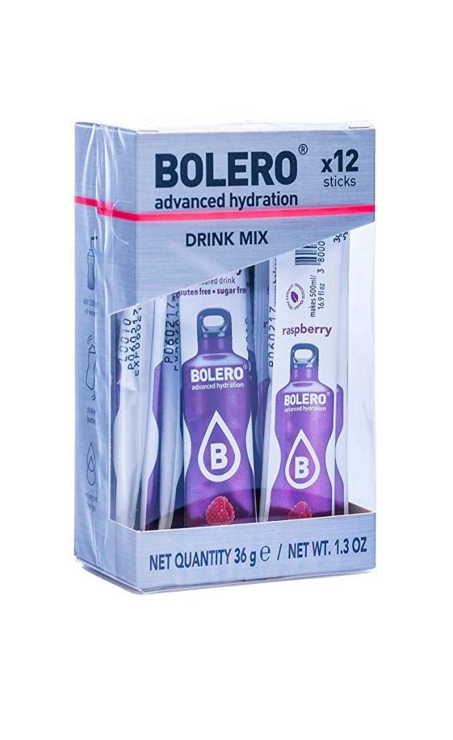 Bolero Sticks (12 x 3g), Raspberry