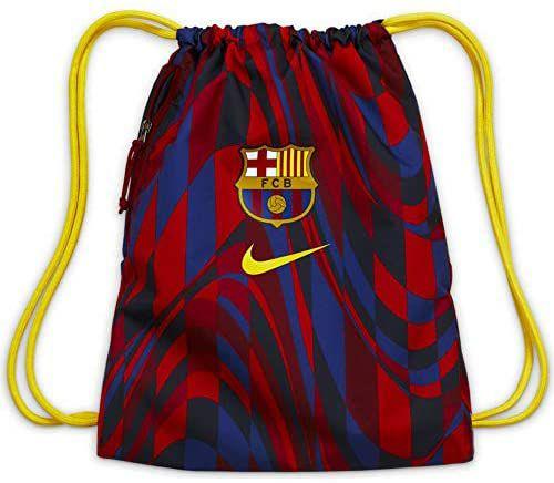 Nike Bolsa de fútbol del FC Barcelona Stadium