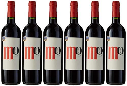 Mínimo histórico vino Mo de bodega Salinas 6 botellas