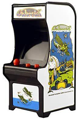 Super Impulse Llavero Tiny Arcade Galaxian