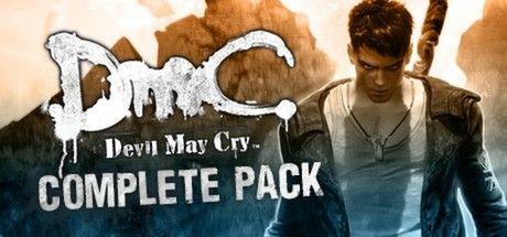 DmC: Devil May Cry Complete Pack mínimo histórico en Steam.