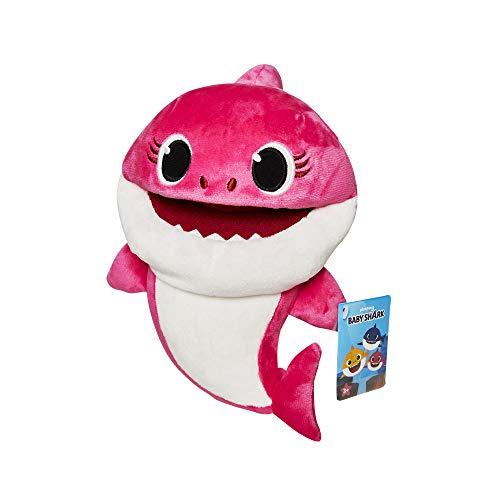 Marioneta cantarina baby Shark mama shark